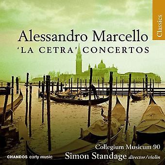 A. Marcello - Alessandro Marcello: 'La Cetera' Concertos [CD] USA import