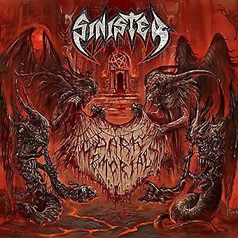 Sinister - Dark Memorials [CD] USA import