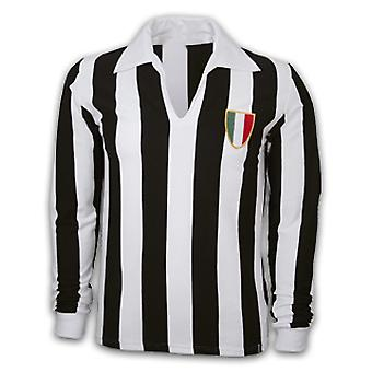 Juve 1960\'s Long Sleeve Retro Shirt 100% cotton