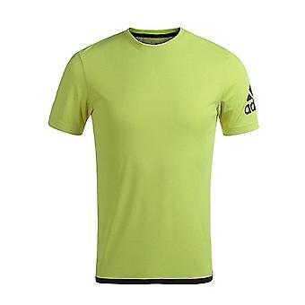 ADIDAS Uncontrol Climachill T-Shirt [Yellow]