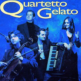 Quartetto Gelato - Quartetto Gelato [CD] USA import