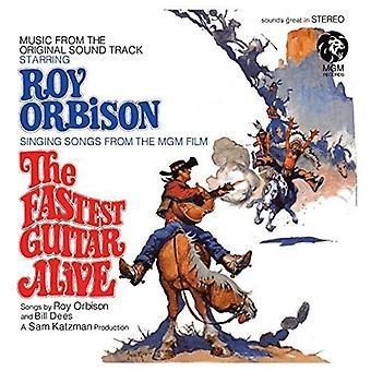 Roy Orbison - Fastest Guitar Alive [CD] USA import