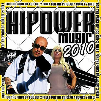 Hej Power Entertainment præsenterer - Hej strøm musik 2010 [CD] USA import