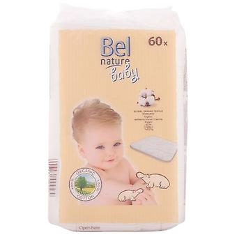 Bel Disk Maxi Cotton Square Cleaners X 60 Bio