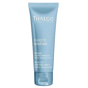 Thalgo Masque Purete Marine Clarte Absolue 50 Ml