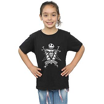 Disney jenter Nightmare før jul Misfit Love t-skjorte