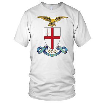 RAF Royal Air Force 600 RAuxAF Squadron scudo Ladies T Shirt