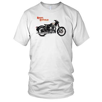Royal Enfield 500cc Classic Motorcycle Motorbike Mens T Shirt