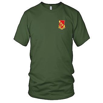 Amerikanske hær - 130th Field artilleriregiment broderet Patch - Kids T Shirt