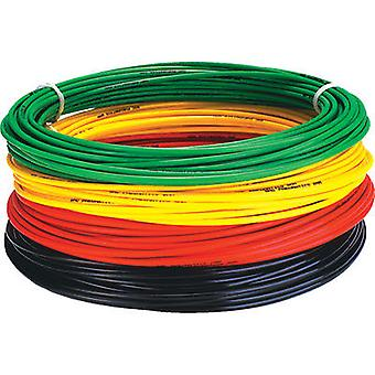 SMC Black 20m Long Coil Tubing Without Connector PUR 0.8 MPa, -20 to +60C