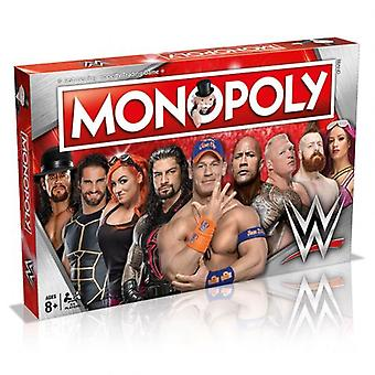 WWE Edition monopolie