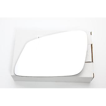 Left Mirror Glass (Heated) & Holder For BMW 3 Series 2011-2017