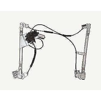 Front Right Electric Window Regulator (with motor) for VW POLO (6N1) 1994-1999