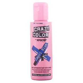 Rembow by Crazy Color Hair Color 44 Capri Blue (Hair care , Dyes)