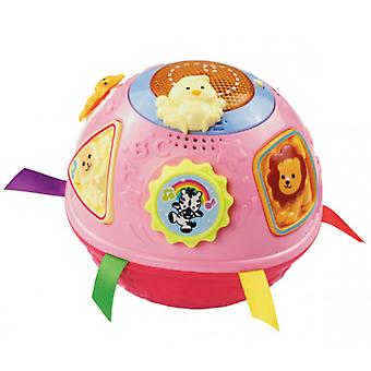 Vtech Wheel The Pink Ball (Spanish version)