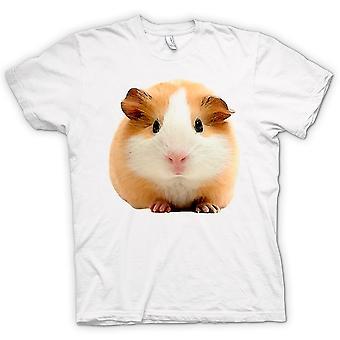 Womens T-shirt - Guinea Pig 1 - Pet Animal