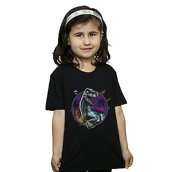 Vincent Trinidad Girls Rad Velociraptor T-Shirt