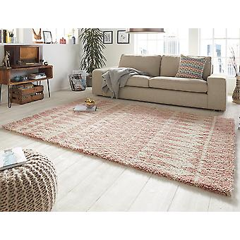 Design cut pile carpet deep pile inspire Rosa