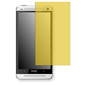 HTC 801e screen protector - Golebo view protective film protective film