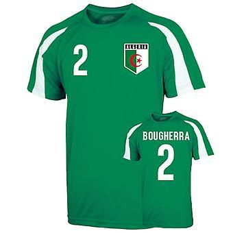 Algeria Sports Training Jersey (bougherra 2)