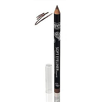 Lavera Eyerliner zachte--Brown 02-1.14 g (Make-up, ogen, Eye liner)
