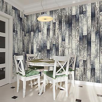 Wallpaper - Wooden floor: gradient