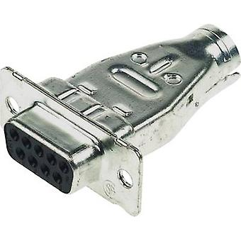 TE Connectivity AMPLIMITE HD-20 (HDP-20) D-SUB receptacles 180 ° Number of pins: 25 1 pc(s)