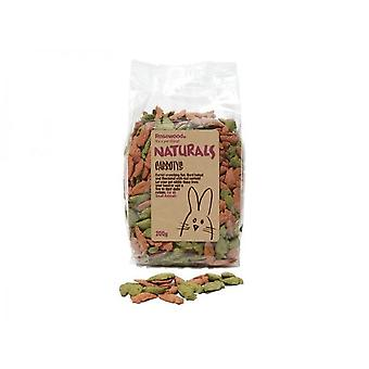 Rosewood Carrotys Treat for Small Animals & Pets