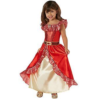 Elena Deluxe jurk kostuum voor kinderen