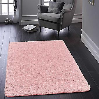 Rugs -Buddy Washable Rugs - Soft Pink