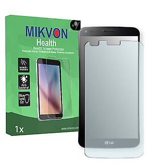LG D959 G Flex Screen Protector - Mikvon Health (Retail Package with accessories) (reduced foil)