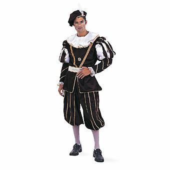 Prinz Mittelalter Herren Kostüm Prinzenkostüm Gentleman Herrenkostüm