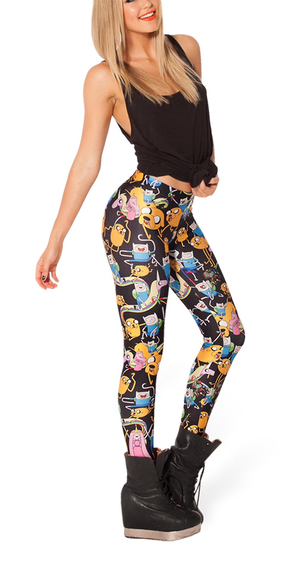 Waooh - Legging Printed Adventure Time Pulina