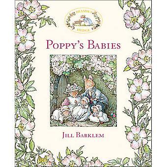 Poppy babyer av Jill Barklem - Jill Barklem - 9780001937390 bok