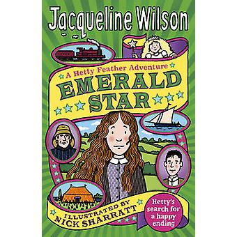 Emerald Star par Jacqueline Wilson - Nick Sharratt - livre 9780440869856