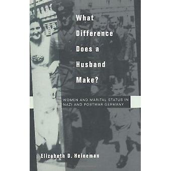 What Difference Does a Husband Make? - Women and Marital Status in Naz