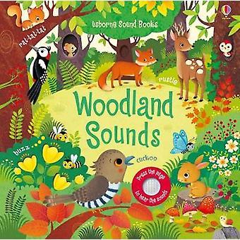 Woodland dźwięki przez Woodland dźwięki - 9781474936811 książki