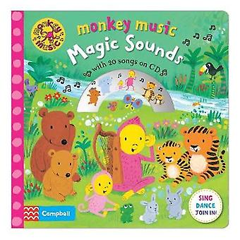 Monkey Music Magic Sounds - Book and CD Pack by Emily Bolam - Angie Co