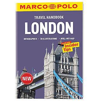 London Marco Polo Handbook by Marco Polo - 9783829768214 Book