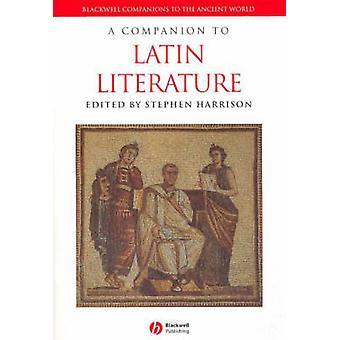 Um companheiro para a Literatura Latina por Stephen Harrison - 9781405161312 B