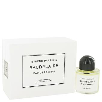 Byredo Baudelaire by Byredo Eau De Parfum Spray (Unisex) 3.4 oz / 100 ml (Men)