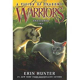 Guerreiros: Uma visão das sombras #3: Shattered Sky (guerreiros: uma visão das sombras)