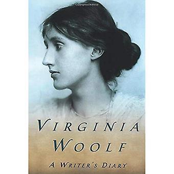 A Writer's dagboek: worden fragmenten uit het dagboek van Virginia Woolf (oogst boek)