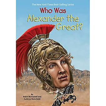 Qui était Alexandre le grand?