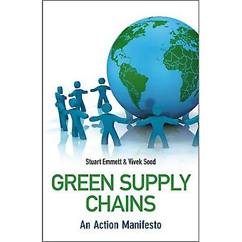 Gröna leveranskedjor: En åtgärd manifest