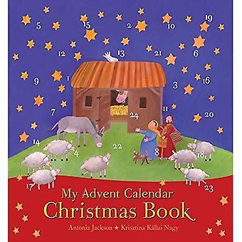 Mi libro de Navidad calendario de Adviento
