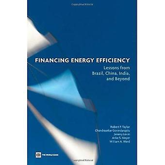 Financement de l'efficacité énergétique: Lessons from Brésil, Chine, Inde et au-delà