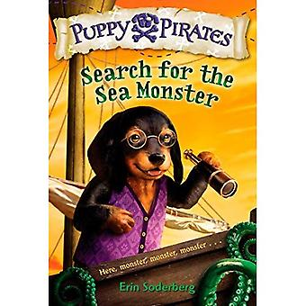 Puppy Pirates #5: Search for the Sea Monster (A Stepping Stone Book)