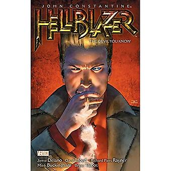 Hellblazer Vol. 2: The Devil You Know (New Edition) (Hellblazer