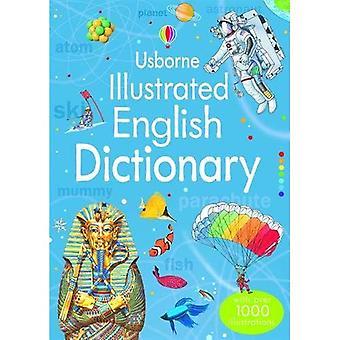 Dictionnaire d'anglais illustré
